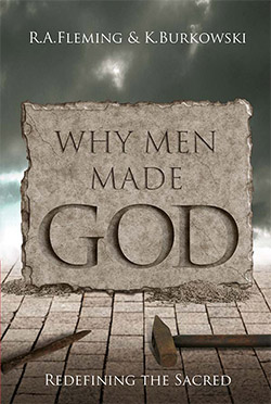 Why Men Made God book cover